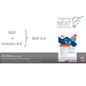 NDE in Industry 4.0
